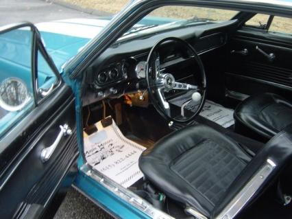 1966 FORD MUSTANG  for Sale $13,900