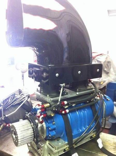 Python fuel system for sale in cambridge , , Price: $1,500