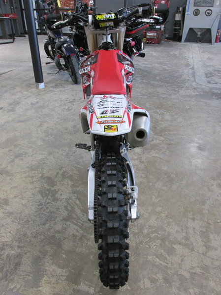 2012 Honda CRF 250