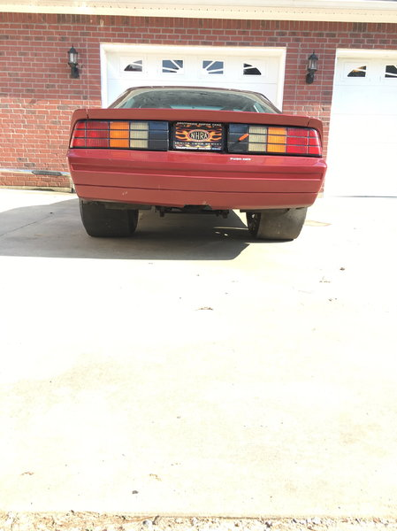 1984 Back half Camaro  for Sale $18,500