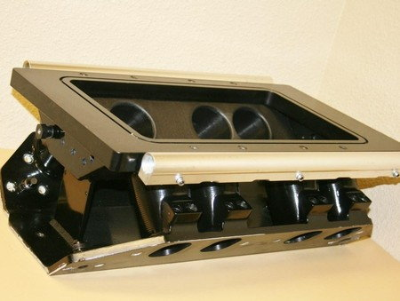 Used Big Chief 14/18 Degree Sheetmetal Blower Manifold 10.60  for Sale $1,450