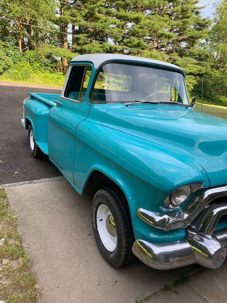 1956 GMC 100  for Sale $19,750