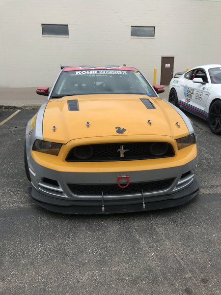 Ford Mustang Racecar KohR Motorsports Boss  for Sale $39,900