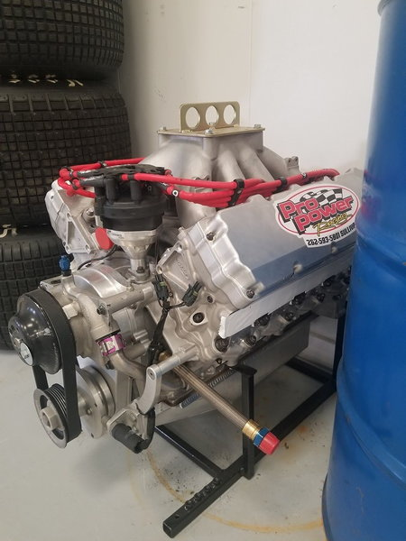 Pro Power 434 RY45  for Sale $28,000