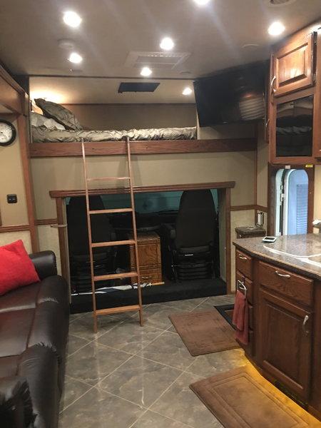 Showhauler 19' Garage Motorhome  for Sale $295,000
