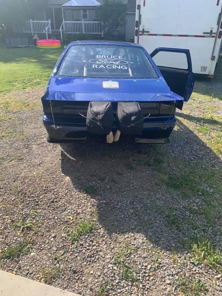 1989 Mustang, 6.0 Cert., 25.2