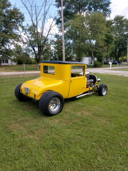 1926 coup  for Sale $16,000