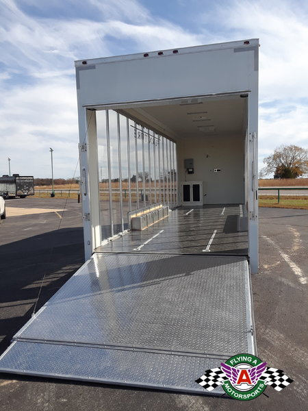 2014 ATC 32' Quest with Lexan Sides