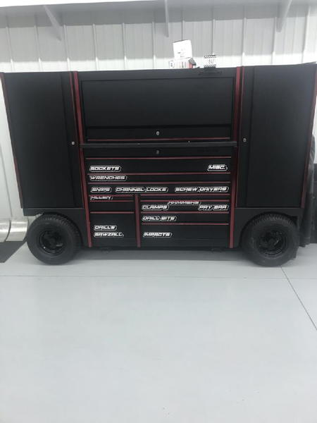 2020 Snap-On Pit Wagon  for Sale $14,250