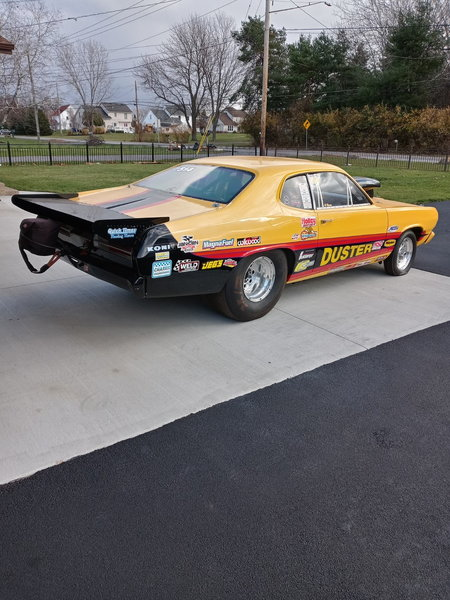 1972 Plymouth Duster  for Sale $19,000