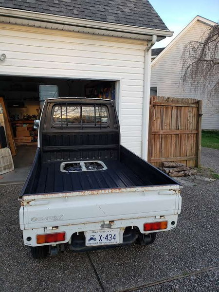1994 Suzuki Carry  for Sale $5,900
