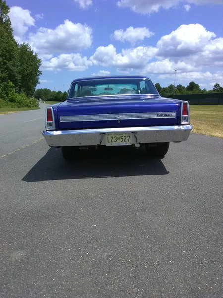 1967 Chevrolet Chevy II  for Sale $39,900