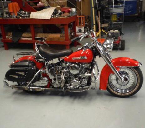 1955 Harley-Davidson Panhead  for Sale $17,000