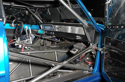 Mickey's Chassis Works Radial 67 Nova, Turn Key