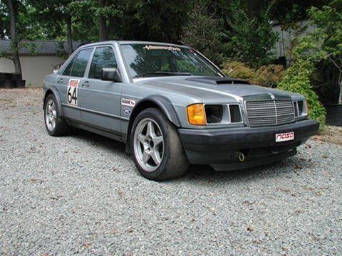 1984 MERCEDES 190E  for Sale $13,500