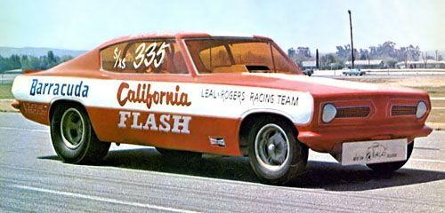 1970 Plymouth Cuda Nitro Funny Car  for Sale $36,999