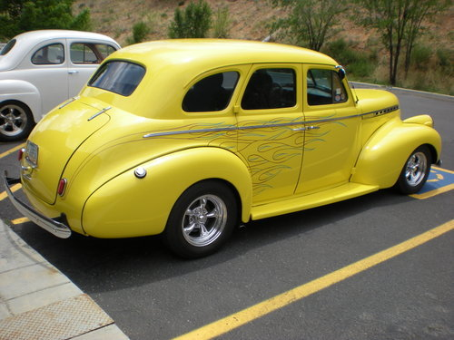 For Sale is My 1940 Chevy Street Rod