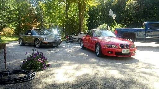 1999 Bmw Z3 For Sale In West Pittston Pa Racingjunk Classifieds