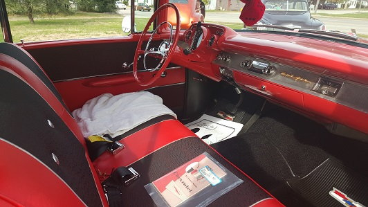 1957 Chevrolet Bel Air  for Sale $59,500