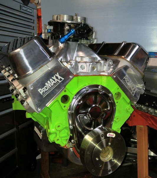 600 HP 496 BBC  for Sale $7,000