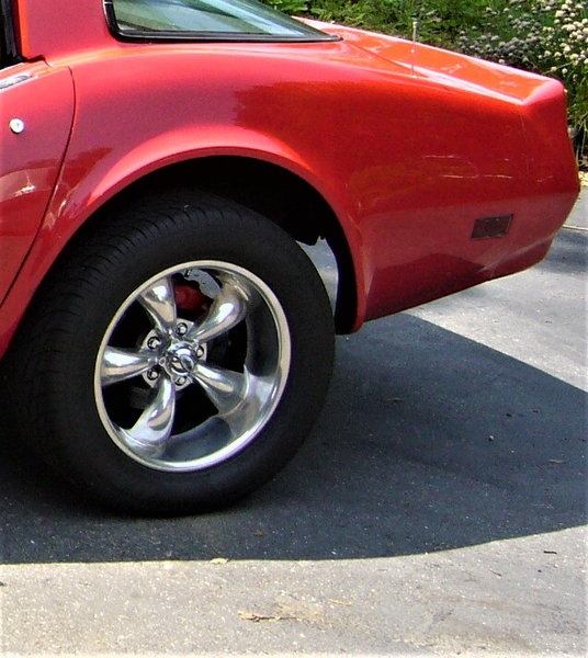 2 COY'S MAG WHEELS/NEW NITTO SPORT RADIALS