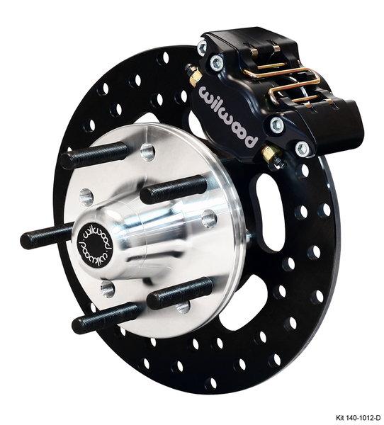 Wilwood Engineering Disc Brakes, Drag