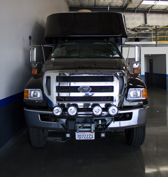 2008 FORD F650  for Sale $90,000