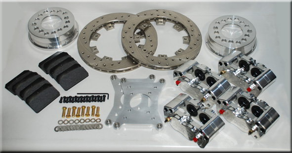 AEROSPACE BRAKE KITS & COMPONENTS