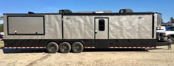 BBQ/RV 8.5x34 Triple Axle  for Sale $39,678