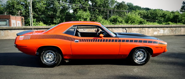 1970 Plymouth Cuda  for Sale $78,000