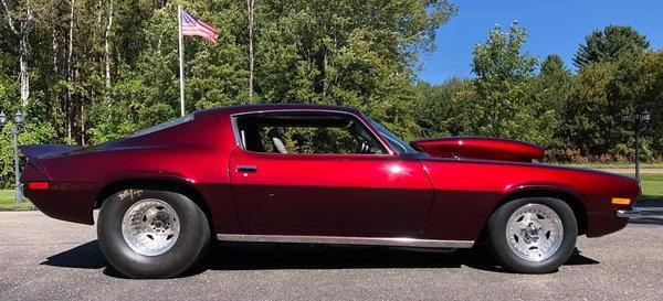 1970 Pro Street Camaro  for Sale $38,000