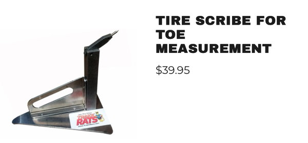 TrakkRats:  Roll Off Levelers for Racing Scales  for Sale $595