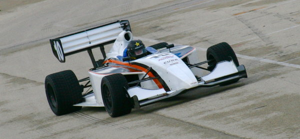 09 Indy Lights car 100% Complete  for Sale $72,995