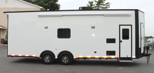 READY 6/6!  Ideal for Side by Sides 26' Living Quarters