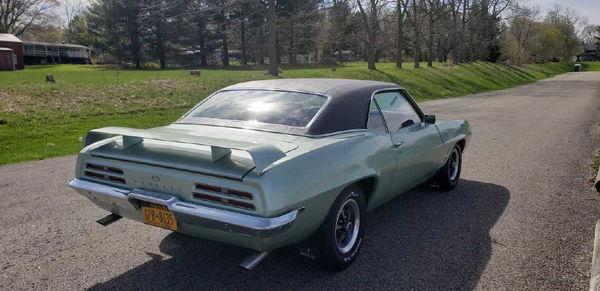 1969 PONTIAC FIREBIRD  for Sale $24,900