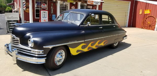 49 Packard Streetrod  for Sale $12,500