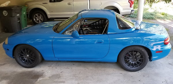 1999 Spec Miata  for Sale $18,900
