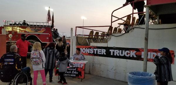 Monster Jet Ride Truck Operation -Hauler-Trailer  for Sale $90,000
