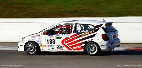 Championship Winning Honda Civic SiR