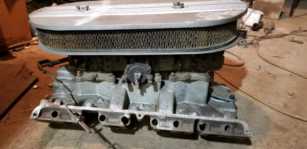 Ford FE TRI-POWER  for Sale $2,200