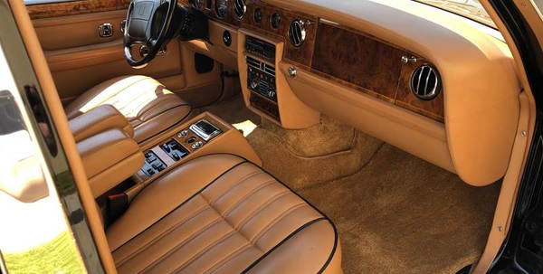 1994 Rolls-Royce Silver Spur III  for Sale $0