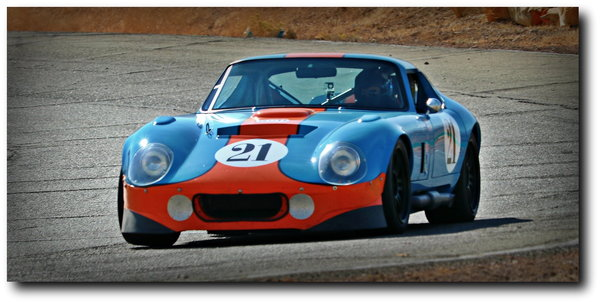 1965 FFR Shelby Daytona Competition Cobra Coupe  for Sale $95,000