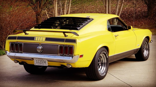 1970 Ford Mustang  for Sale $85,000