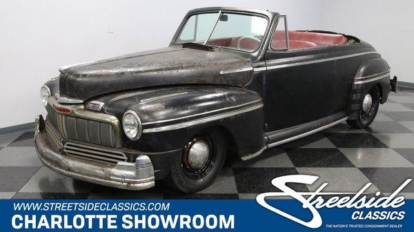 1947 Mercury Eight Convertible for sale in Concord, North Carolina, Price:  $24,995