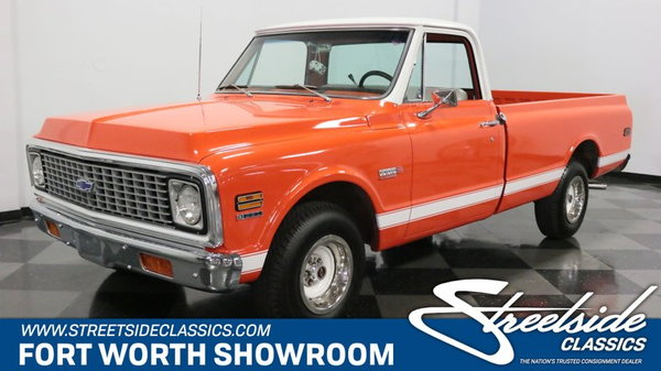 1972 Chevrolet C10 Super Cheyenne For Sale In Fort Worth Tx Price 28 995