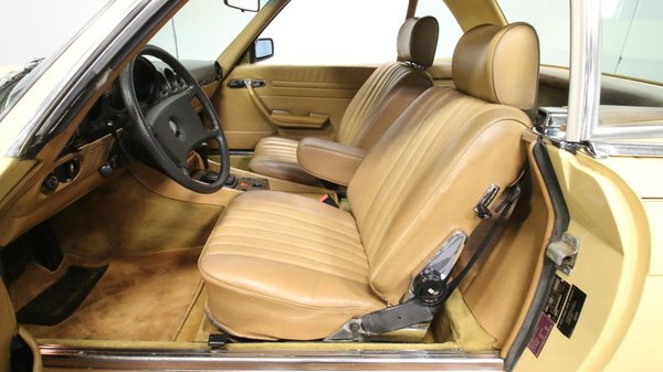 1985 Mercedes-Benz 380SL  for Sale $15,995