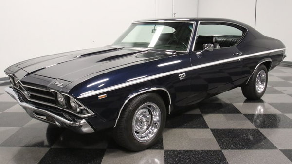 1969 Chevrolet Chevelle SS 396  for Sale $41,995