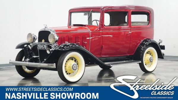 1932 Chevrolet Confederate  for Sale $39,995