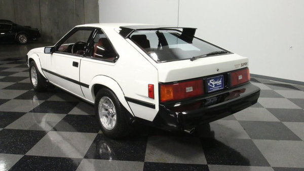 1983 Toyota Celica Supra Mark II  for Sale $18,995
