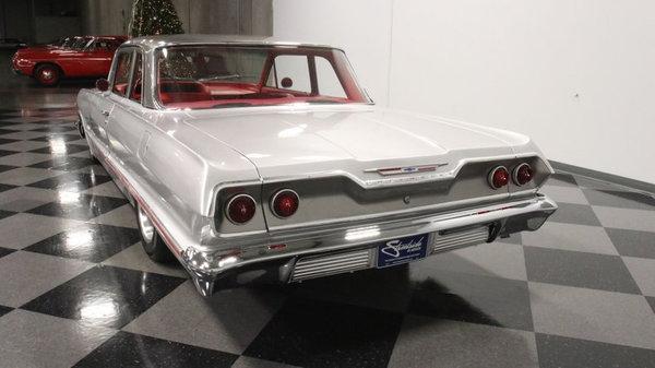 1963 Chevrolet Biscayne Restomod  for Sale $46,995